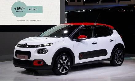 La Nouvelle Citroën C3 totalise déjà 300000 ventes!