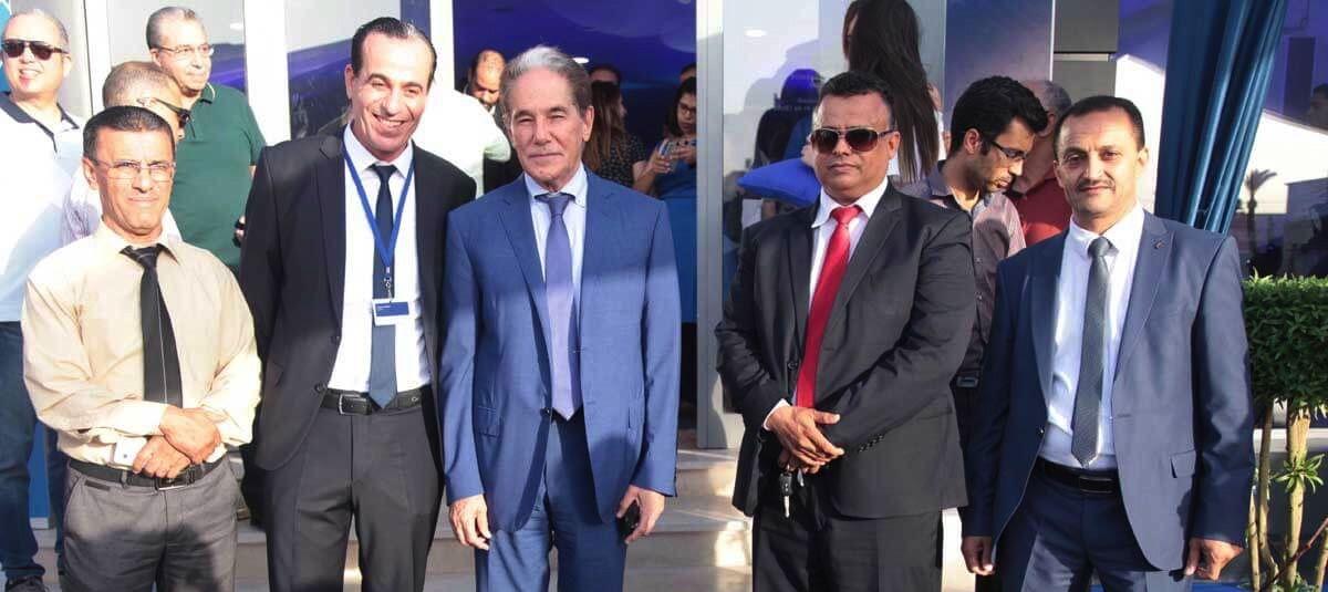 40 ème point de vente STAFIM Peugeot à Sfax