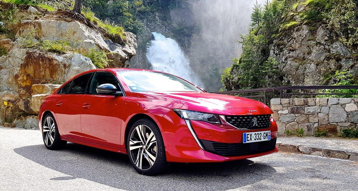 Lancement officiel, dans quelques jours, de la nouvelle Peugeot 508
