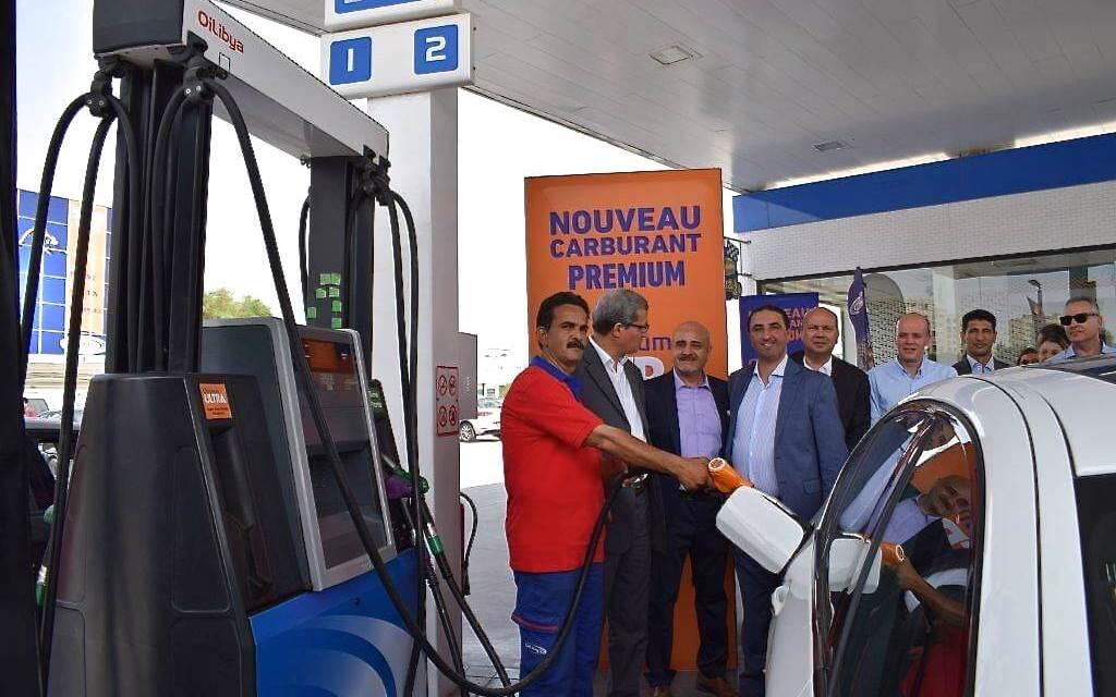Le Ministre Khaled Kaddour lance la commercialisation officielle de l'OPTIMIUM ULTRA de OiLibya