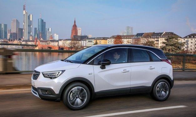 Le SUV Opel Crossland X bientôt disponible à STAFIM OPEL