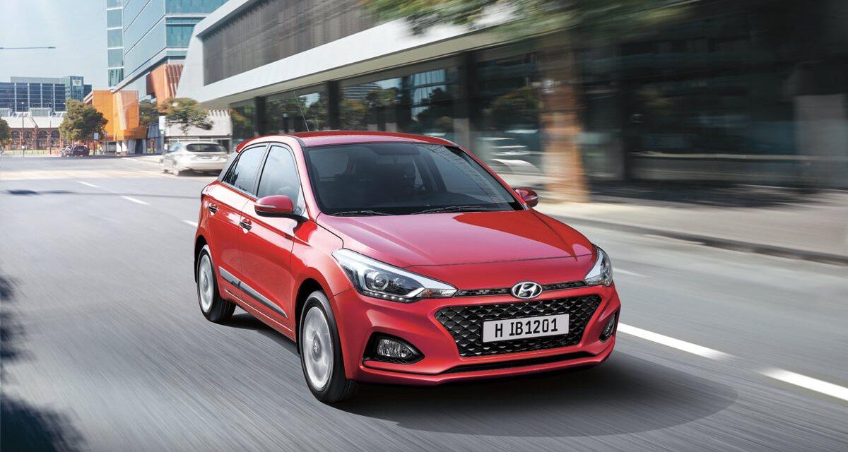 Nouveauté: La Hyundai i20 facelift disponible Alpha Hyundai Motor