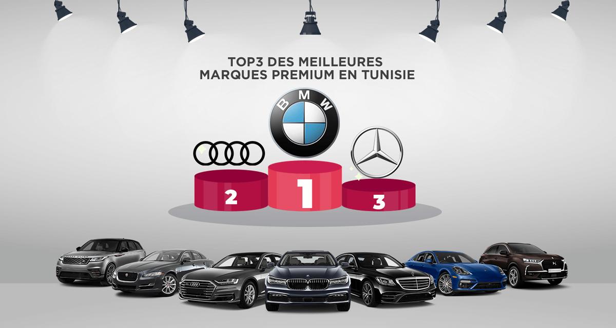 BMW BEN Jemâa Motors, meilleure marque Premium 2018 en Tunisie