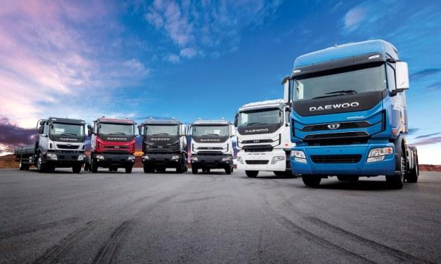 Signature officielle, demain, entre la STA et Daewoo Trucks