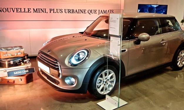 Nouvelle MINI Hatch disponible à Ben Jemâa Motors