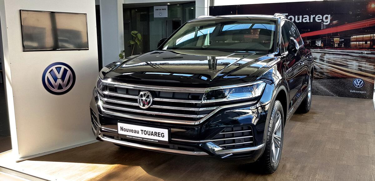 Le Nouveau Volkswagen Touareg 3.0L TDI V6 disponible à ENNAKL