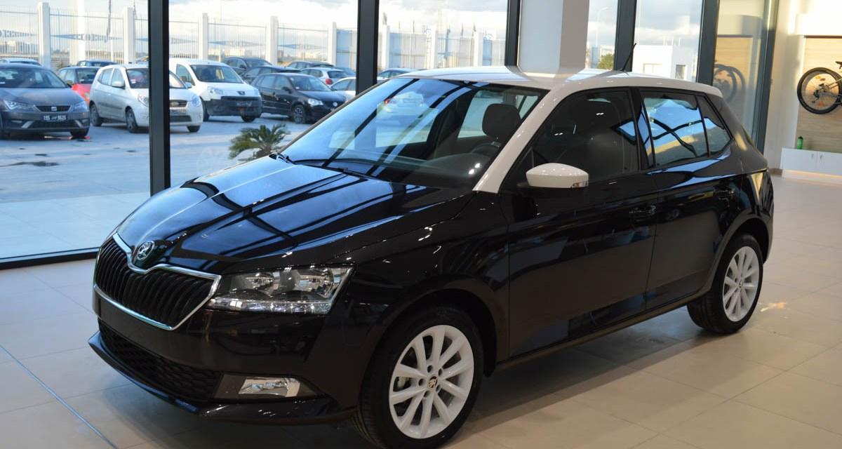 Nouvelle SKODA FABIA facelift disponible à ENNAKL AUTOMOBILES
