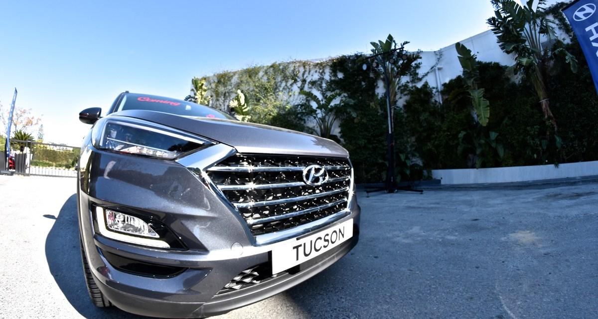 Nouveau SUV Hyundai Tucson proposé en 2 versions à Hyundai Motor Tunisia