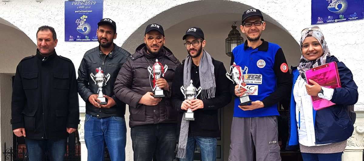 ATB TUNISIA RUN&TUNING2019: 1ere Manche Sousse, les pilotes Run réchauffent le thermomètre hivernale