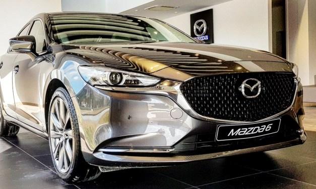 Avant première: La nouvelle Berline Mazda 6 bientôt commercialisée par Economic Auto