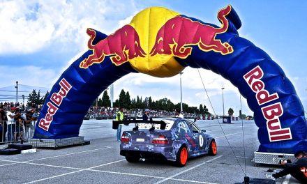 Report officiel du Red Bull Car park Drift Tunisie 2019