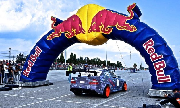 Report officiel du Red Bull Car park Drift Tunisie 2019