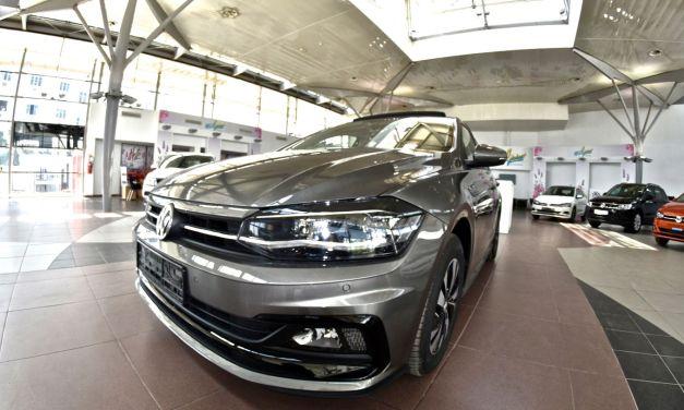 Nouvelle Volkswagen Polo R Line disponible à ENNAKL