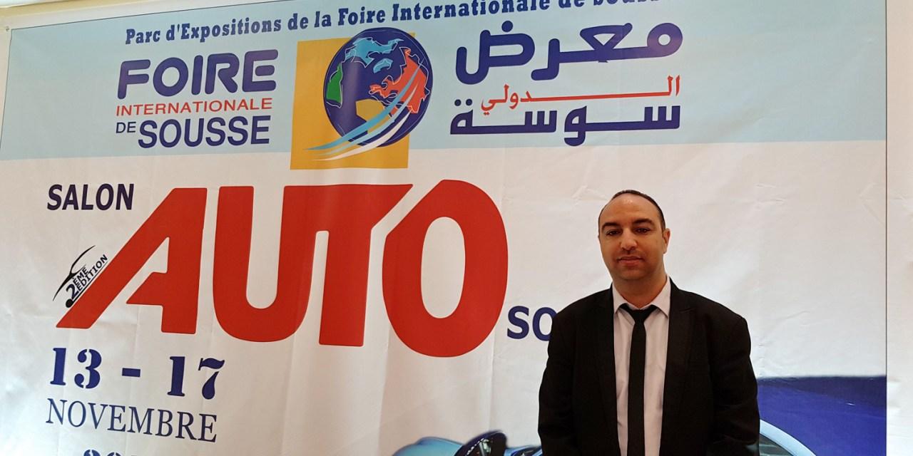 2e Salon international de l'automobile de Sousse du 13 au 17 novembre 2019