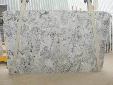 Alaska White Granite..