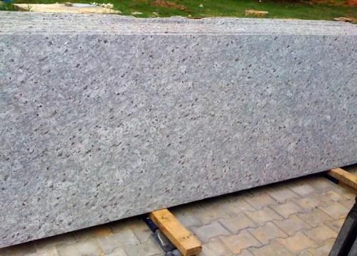 Moon White Granite .