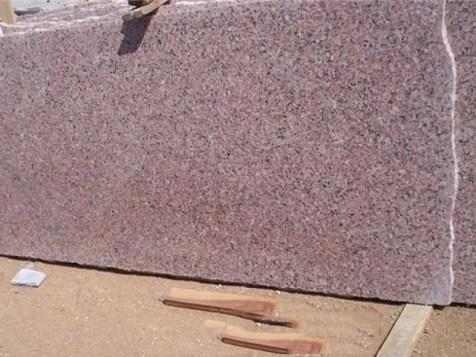 Rosy Pink Granite.