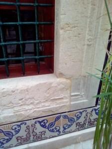 bordure de fenêtres Kadhel