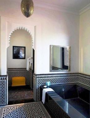 tunisie faience salle de bain