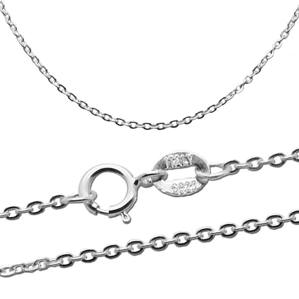 Chaîne Collier Bracelet Argent Sterling 925 pour hommes