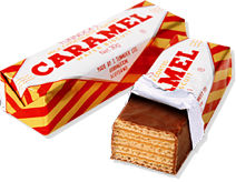 Image result for Tunnock's caramel wafers images""
