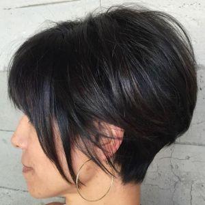 Tunsori par scurt brunet 2019 1