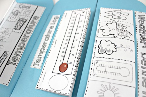small resolution of Weather Interactive Science Notebook - Tunstall's Teaching Tidbits
