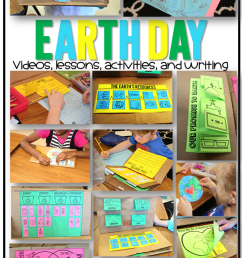Earth Day - Tunstall's Teaching Tidbits [ 1291 x 800 Pixel ]