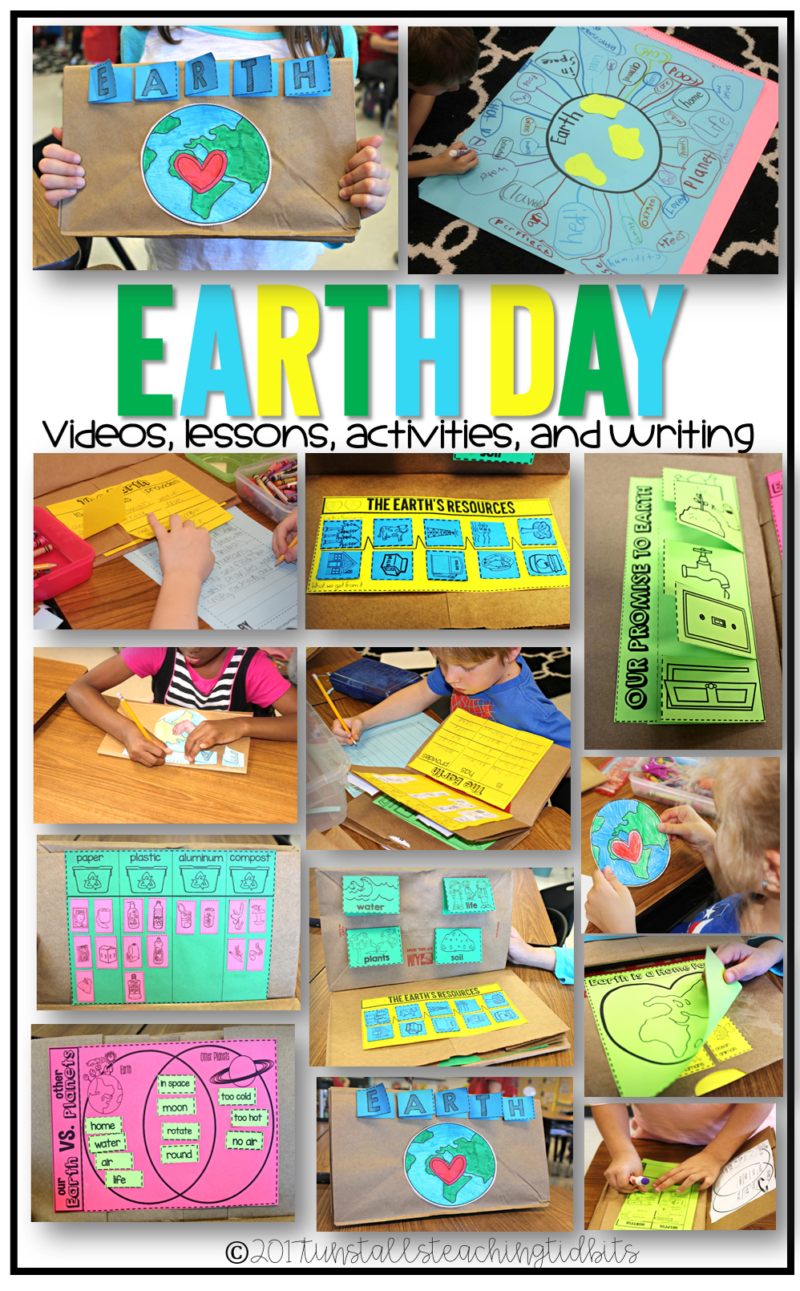 medium resolution of Earth Day - Tunstall's Teaching Tidbits