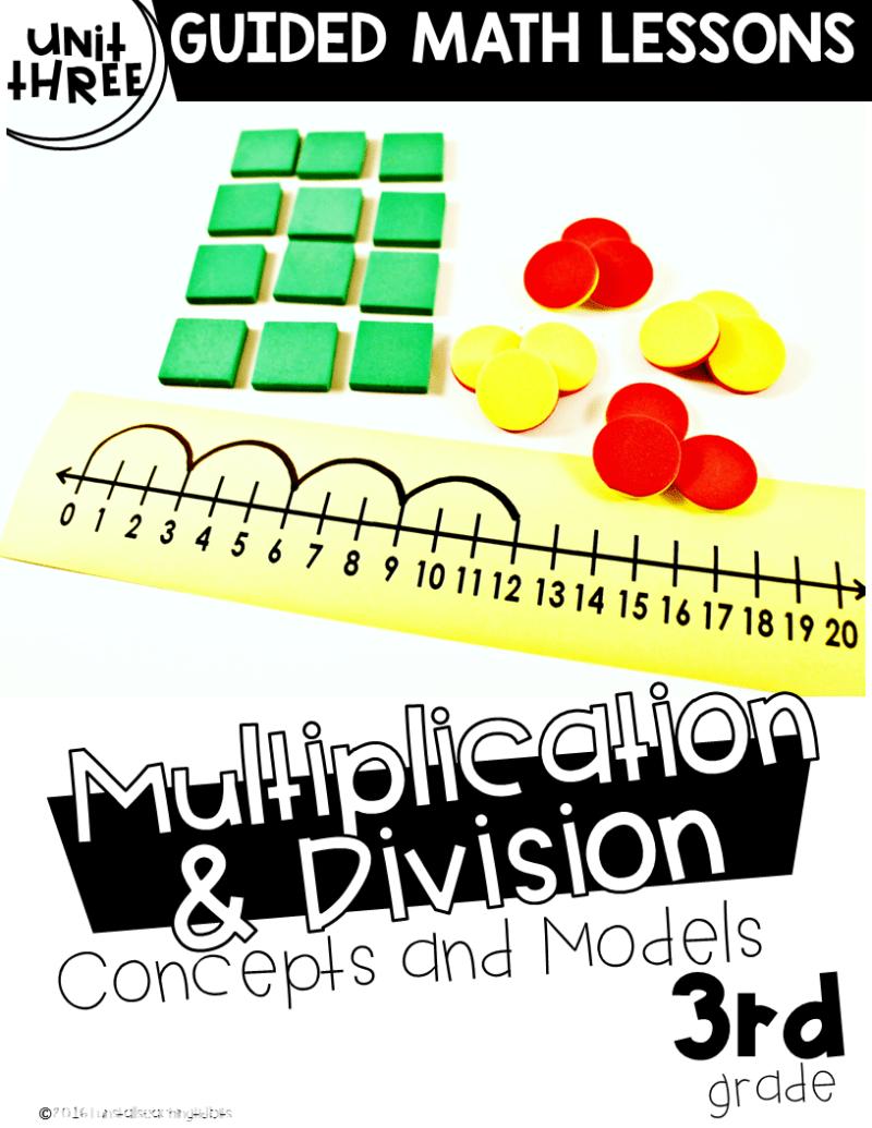 medium resolution of Third Grade Guided Math - Tunstall's Teaching Tidbits