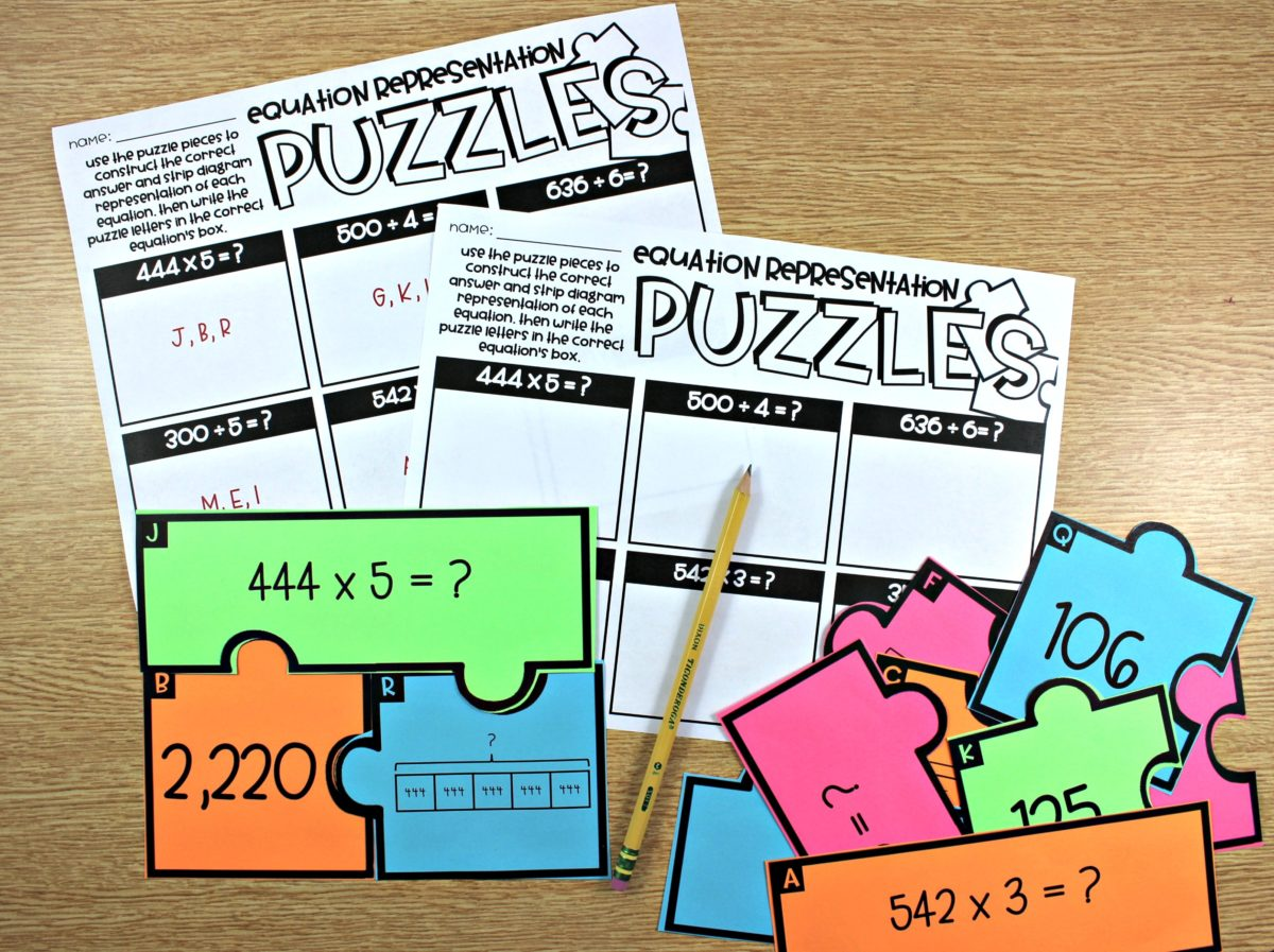 4th Grade Guided Math