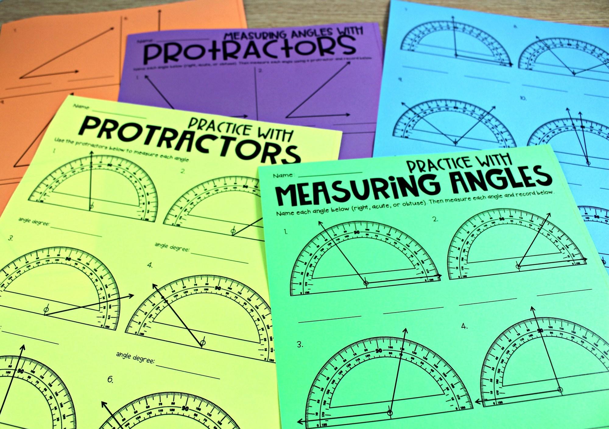 hight resolution of 4th Grade Guided Math Geometry - Tunstall's Teaching Tidbits