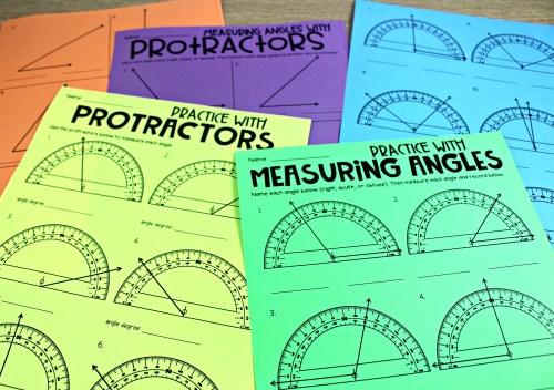 small resolution of 4th Grade Guided Math Geometry - Tunstall's Teaching Tidbits