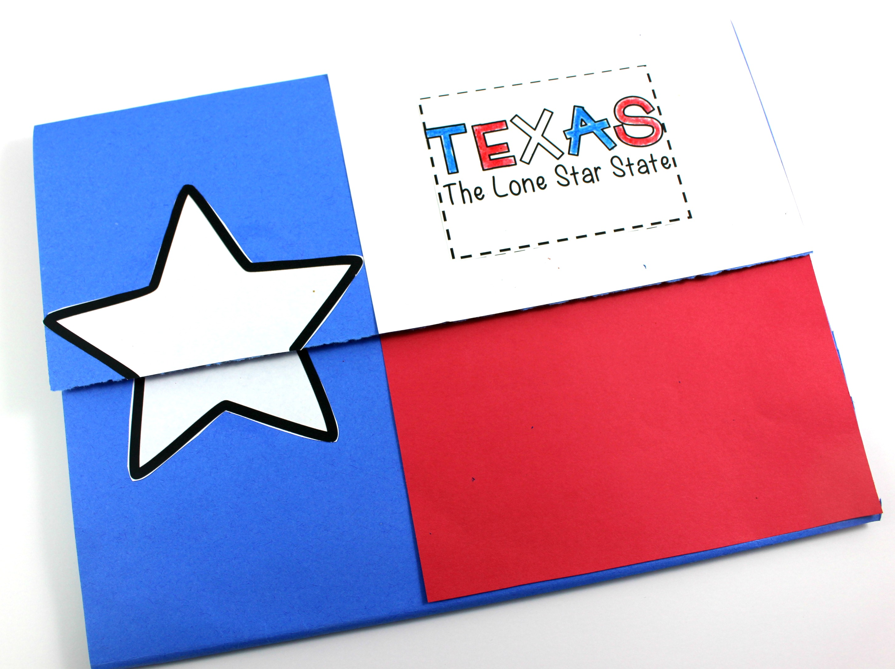 Refreshing Texas Pledge Printable