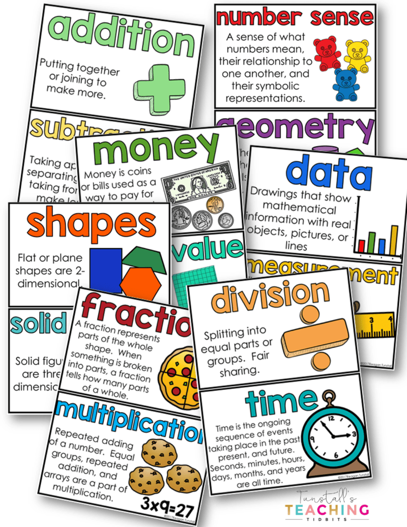 hight resolution of Teaching Students to Use Math Strategies - Tunstall's Teaching Tidbits