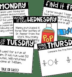 Guided Math in Grades 3-5 - Tunstall's Teaching Tidbits [ 949 x 1290 Pixel ]