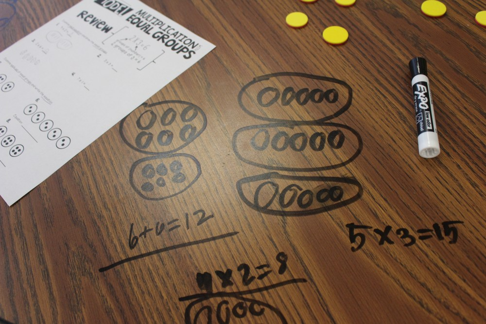 medium resolution of Guided Math in Grades 3-5 - Tunstall's Teaching Tidbits