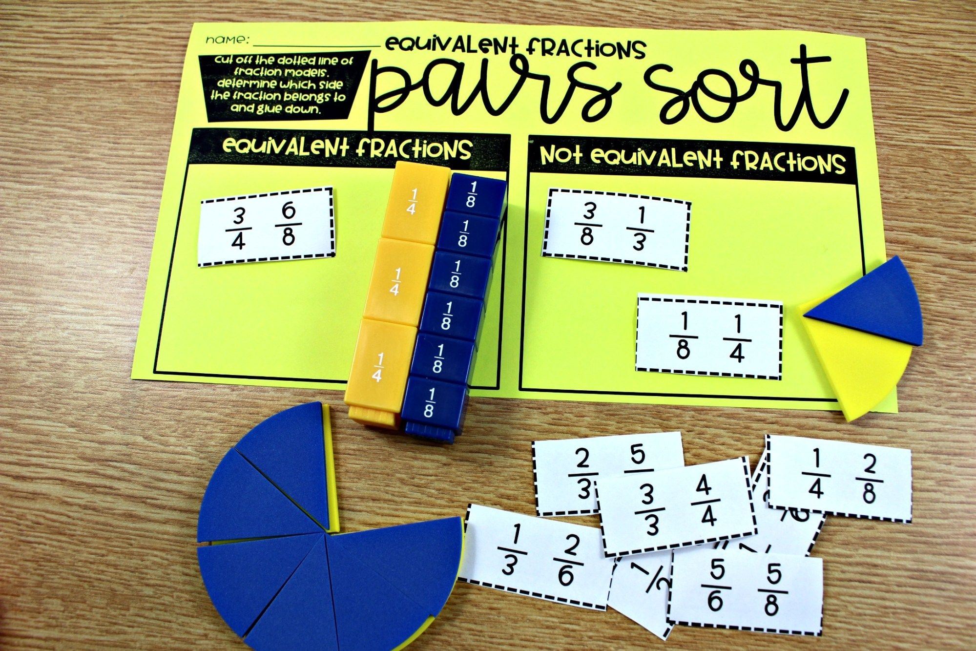 hight resolution of Third Grade Math Centers and Stations - Tunstall's Teaching Tidbits