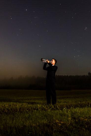 Tuomas Kettunen trumpetisti