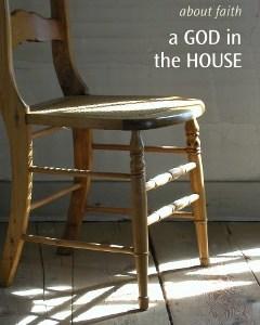 A God in The House, edited by Ilya Kaminsky