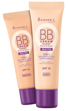 bb cream mate rimmel