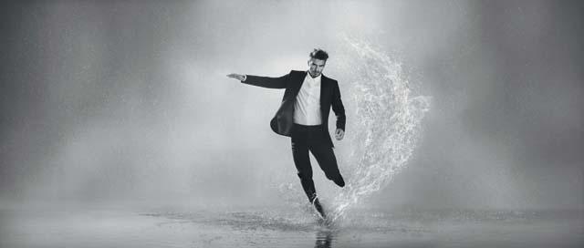 Biotherm Homme y David Beckham2