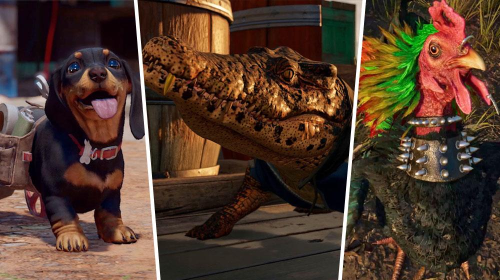 Far Cry 6 animals - Amigos, animals and fish locations | Tuppence Magazine