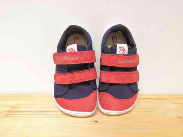 3F Barefoot punasega tossud
