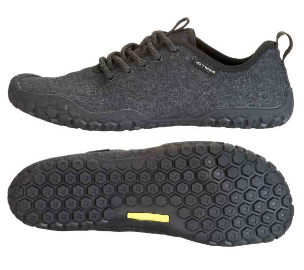 Ballop Corso Wool Dark Gray