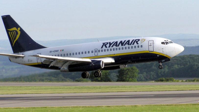 Ryanair avión