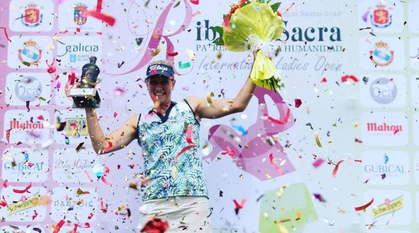 Ganadora Ribeira Sacra Open Ladies
