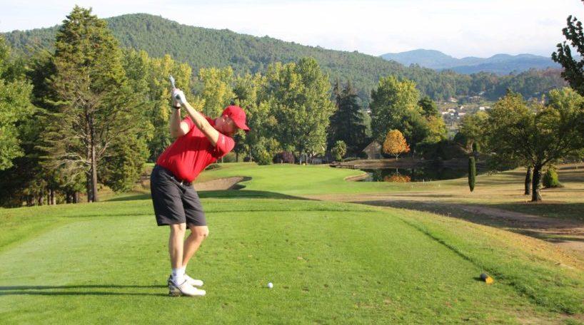 El turismo de golf en Galicia