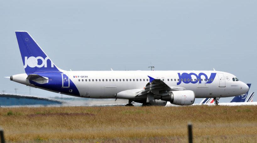 Cierra Joon, la filial de Air France