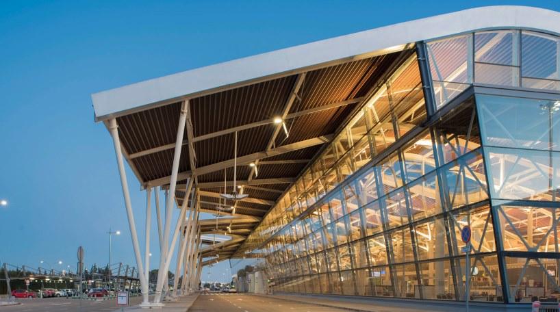 El aeropuerto de Zaragoza